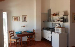 loft one kitchenette
