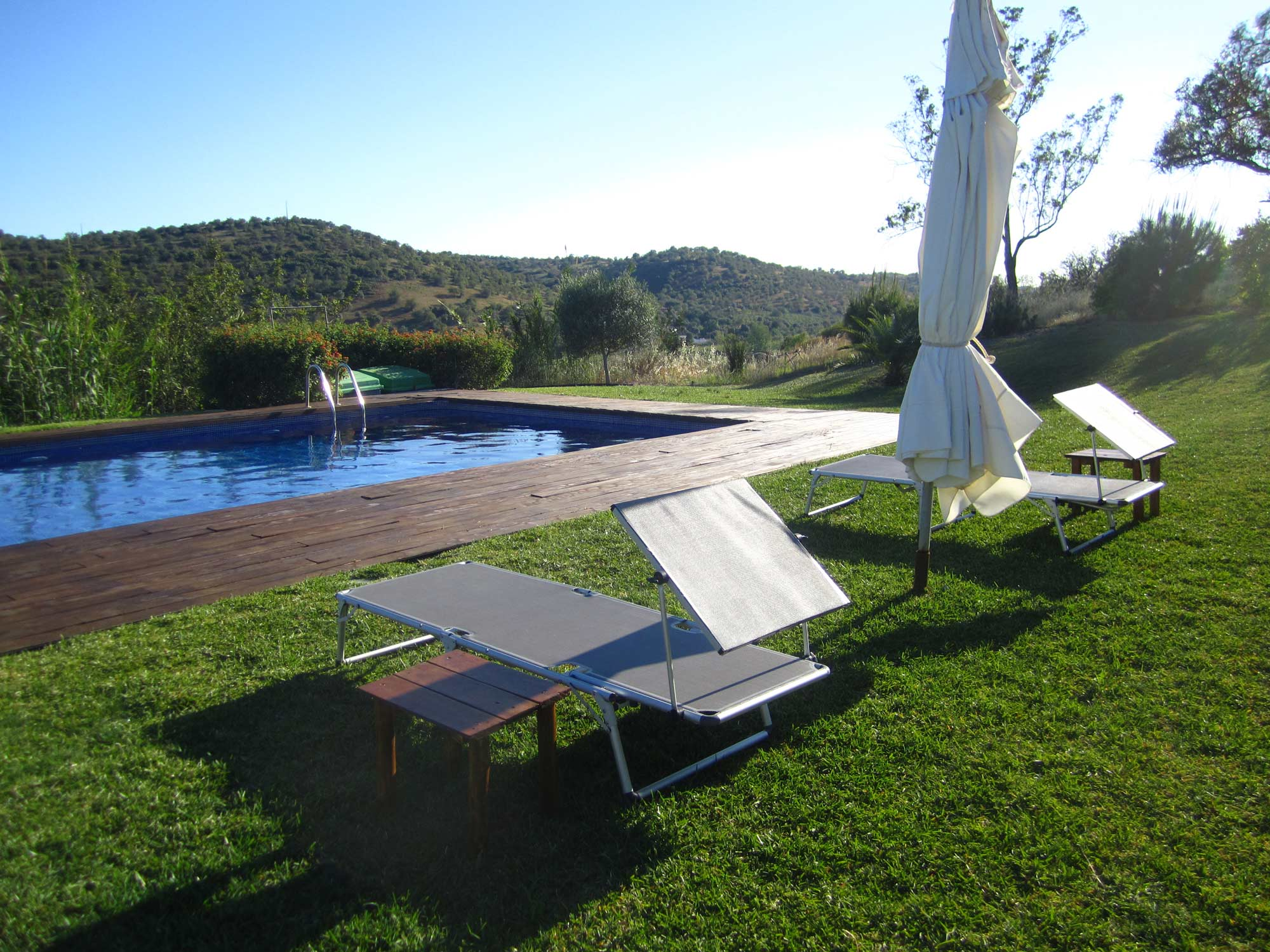 casa da osga pool garden